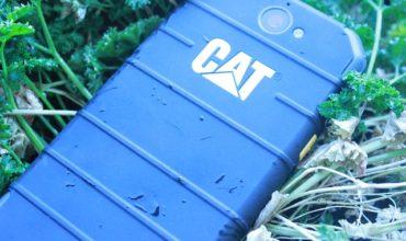das CAT S30 – ein Outdoorhandy im Test