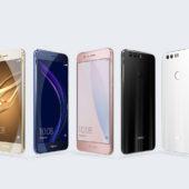 Huawei stellt das Honor 8 vor – gehobene Mittelklasse zum Spitzenpreis