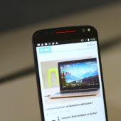 Motorola Moto X Style im Test