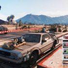 Zeitreisen in Grand Theft Auto V