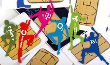 National Roaming bei Netzausfällen von Telekom, Vodafone, O2/E-Plus