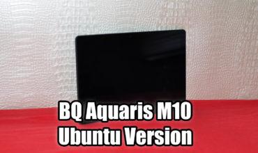 Testbericht BQ Aquaris M10 Ubuntu Tablet
