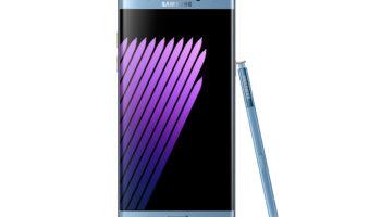 Samsung Galaxy Note 7: Refurbished-Verkauf denkbar