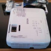 Lesertest: Der Heimkino-Beamer Epson EB-U04 im Test