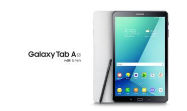 Samsung Galaxy Tab A 10.1 mit S-Pen Marktstart in den USA