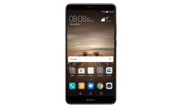 Huawei Mate 9 mit Leica-Dual-Kamera vorgestellt