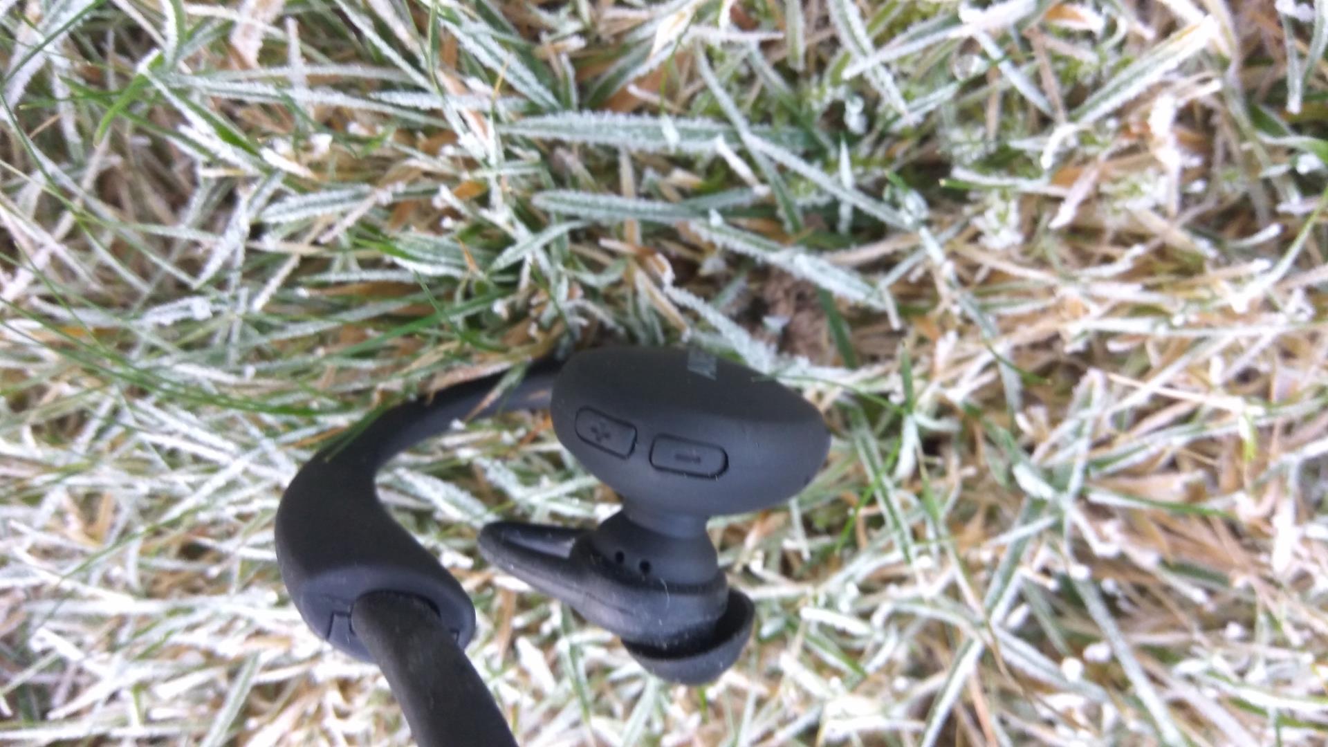 Sport ist Mord? Die Aukey EP-B23 Bluetooth Kopfhörer mit Schrittzähler