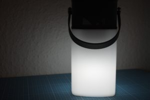peaq-ppa55bt-bl light on