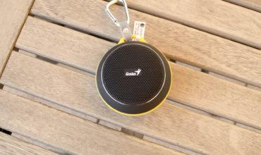 Im Test: Genius SP-906BT Bluetooth Lautsprecher