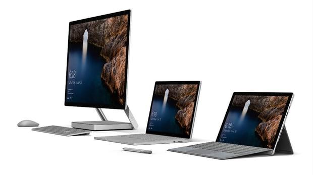Microsoft Surface Reihe