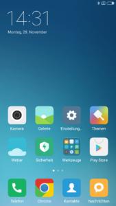 Xiaomi Redmi Note 4 MIUI