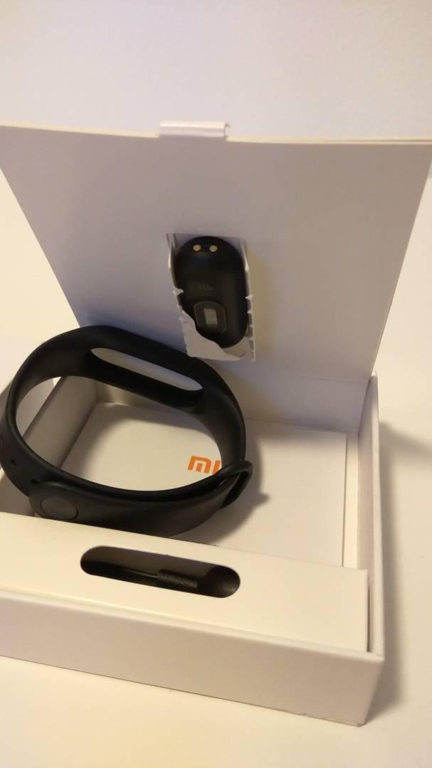 Das Xiaomi Mi Band 2 im Test