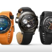 Huawei Watch 2: Erster Einblick
