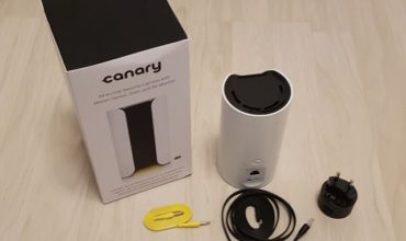 Im Test: Canary All-in-One Sicherheitssystem