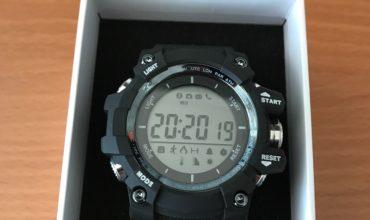 No.1 F2 Smartwatch Display