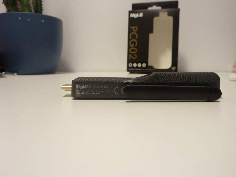 Getestet: MeLE PCG02 PC Stick