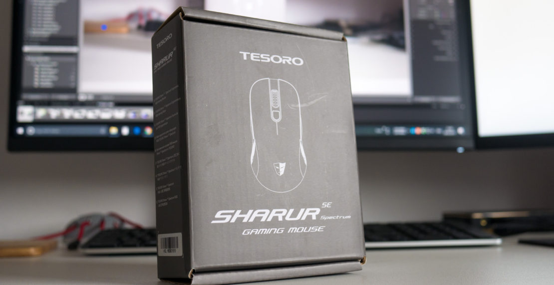 Im Test: Tesoro Sharur SE Spectrum