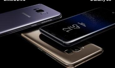 Samsung Galaxy S8 gestern vorgestellt