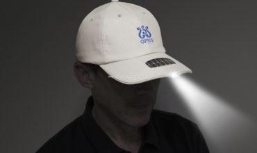 Illumi-Cap soll mit Kickstarter Schrittzähler bekommen