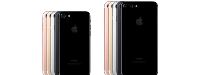 iPhone 7 und iPhone 7 Plus