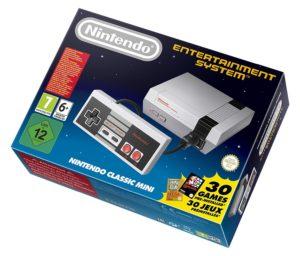 Die Nintendo NES Classic