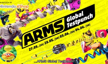 ARMS Global Testpunch Daten