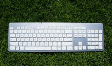 GeneralKeys: Günstige Bluetooth-Tastatur mit Aluminium Optik im Test