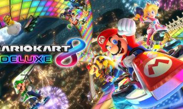 Mario Kart 8 Deluxe Titelbild