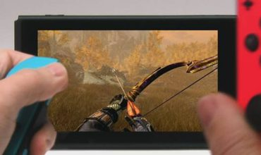 Neue Details zu TES5 Skyrim auf Switch