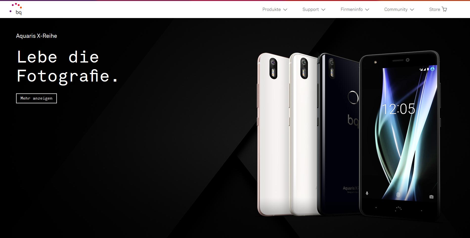 BQ - Homepage
