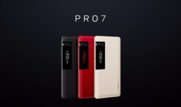 Meizu Pro 7 (Plus) mit AMOLED Display auf der Rückseite vorgestellt