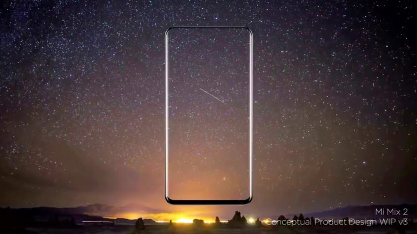 Xiaomi Mi MIX 2 concept video