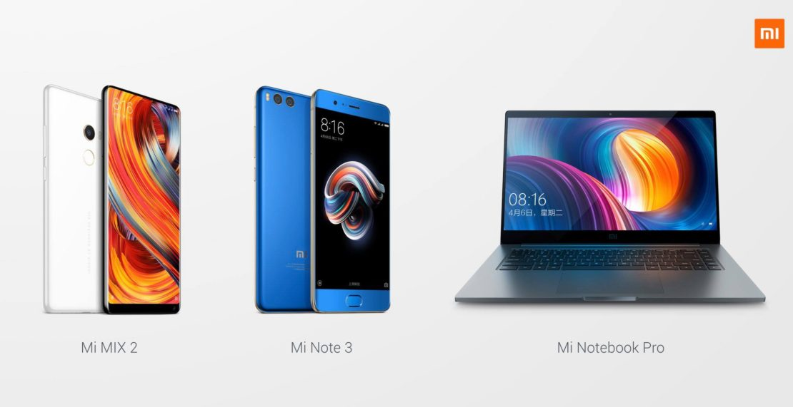 Xiaomi Mi Product Launch