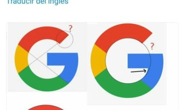 Google Design Fehler?