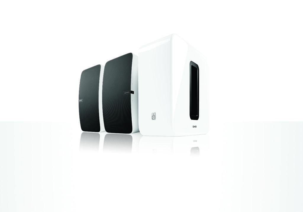 sonos wireless speaker vs bluetooth boxen techniktest. Black Bedroom Furniture Sets. Home Design Ideas