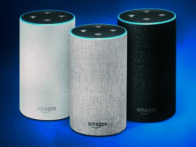 Amazon Alexa - Kleiner und stylischer als der Vorgänger