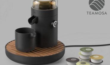 Wenn sogar der Tee per App gekocht wird: Teamosa auf Kickstarter