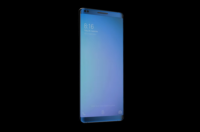Xiaomi Mi 7 concept design