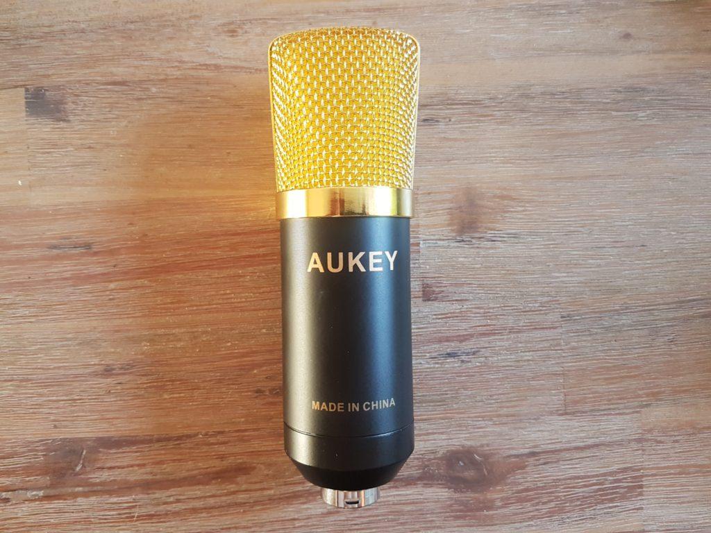Aukey GD-D1 - Das Gold ist sicher nicht jedermanns Geschmack