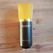 Im Test: Das Einsteiger Kondensatormikrofon GD-D1 von Aukey