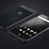 BlackBerry: Erstes Smartphone ohne Tastatur in Deutschland gestartet