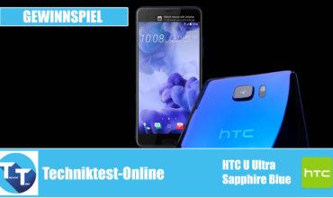 Gewinnspiel: HTC U Ultra