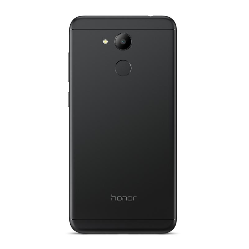 Das Honro 6C Pro - Der Fingerprintsensor befindet sich auf der Rückseite