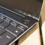 Huawei Matebook X - Fingerprint - Sensor
