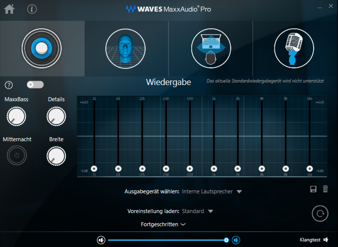 Waves Maxx Audio Pro