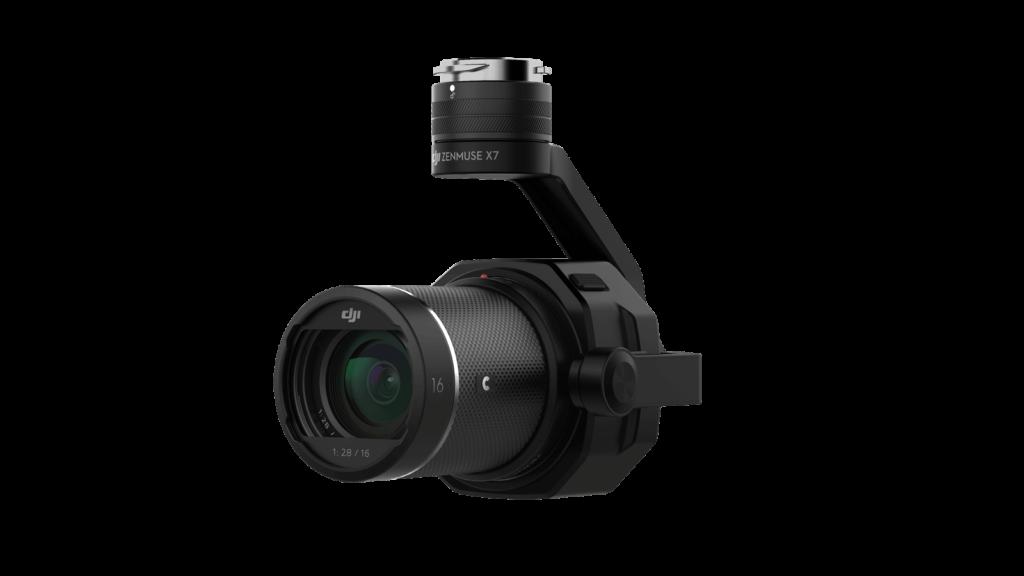 DJI X7 - Die neue Kamera von DJI verspricht cineastische Luftaufnahmen