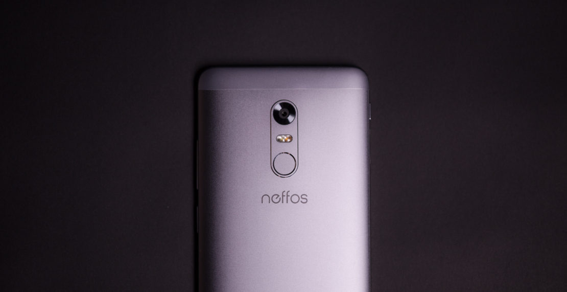 Neffos X1 Max