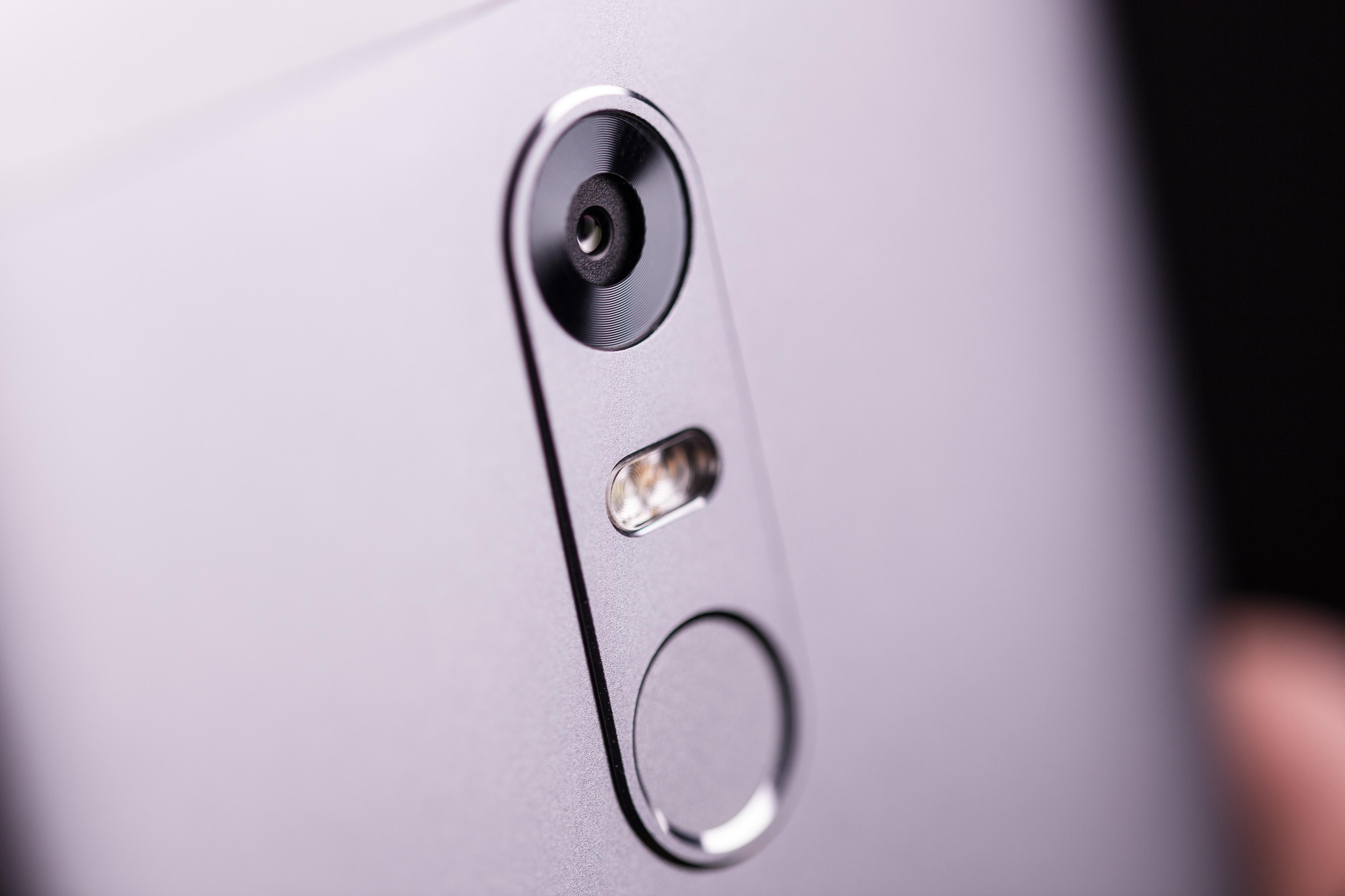 Neffos X1 Max Kamera