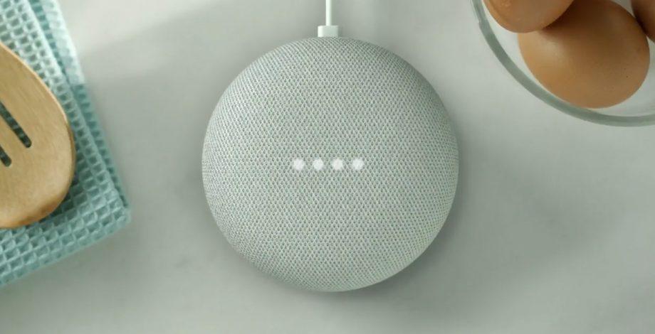 Google Home Mini - Kleiner und irgendwie stylischer als der große Bruder