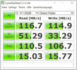 HDD mit SSD Cache